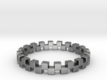 Cuboid Ring, US size 12.5, d=21.8mm(all sizes on d
