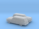 1/160 2X 1952 Ford Crestline Country Squire