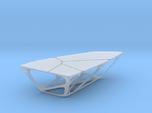 Miniature Mesa Table - Zaha Hadid