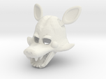 Custom White Wolf