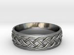 Celtic Knot Wedding Band