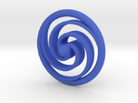 Spiral Spinning Top