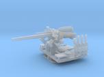 """1/144 5""""/25 (12.7 cm) Deck AA Gun"""