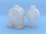 CGI LAMPS 00/HO Scale (Pair)