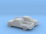 1-160 2X 1999-02 GMC Sierra Extendet Custom