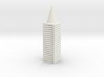 10 Traffic Cones (Stackable), 1/32