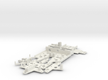 CK2 Chassis Kit for 1/32 Scale Large MagRacing Car