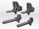 Apex Armory for TR Sentinel Prime Set 1