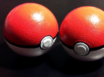 Little Pokeball for belt