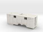 1/87 Heavy Rescue body non-rollup doors and window