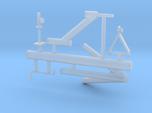 M2 mount for guntruck HMMWV (1/35)