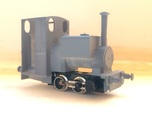 *REDUCED* 009 Kerr Stuart 'Wren' - Enclosed Cab (4