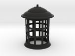 1/6 Scale TARDIS Lamp w/ Bottom Hole v.2