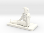 1/12 Elf Sitting in Forest Paper Weight