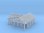 Framed House N Scale 1-160
