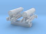 1:144 Scale F404 Engine On Maintenance Cart (2x)