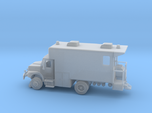 MOW Rail Detection Truck 1-87 HO Scale