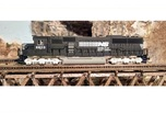Atlas SD50/SD60/SD60M Dummy Chassis Kit - N Scale