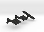 1:6 scale Hasbro HMMWV Gas-brake-clutch