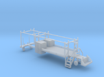MOW Rail Truck For A Two Door Cab 1-87 HO Scale