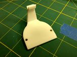 Airsoft AUG Reinforced Gearbox Plate