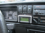 Thermometer Adaptor for Golf Mk2 and Jetta Mk2