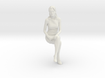 1/10 Business Woman Sitting Pose