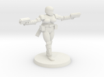 36mm Female Combat Armor 5