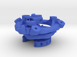 Piezo Hotend z-probe for e3d v6 + Magnetic Delta P