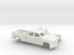 1/64 2016 Chevrolet Silverado Long Bed Kit