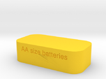 Battery Case SIZE AA