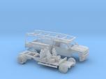 1/160 2015 Chevrolet Silverado Dually Contractor