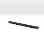 Rear bumper without towbar for mudflaps D90 TRC
