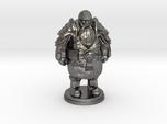 Tabletop Game Resting Dwarf Warrior 28mm