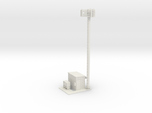 Cell Tower Site 1-87 HO Scale
