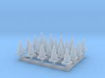 N Scale 20 Traffic Cones