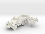 M3 Half-track roller (Usa) 1/100
