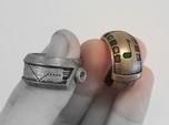 Robot Ring (Gold)