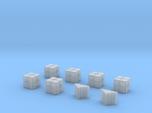 Docking Bay Space Crates, 1:72