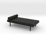 Miniature Barcelona Daybed Couch - Ludwig Van Der