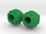 Blowfish Valve Caps - Shrader