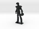 1/60 Macross Ace Roy Focker in Space Suit