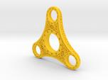 "Skyrim ""Dwemer"" style fidget spinner - Plastic"