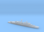 County Class Destroyer w/ exocet, 1/1800