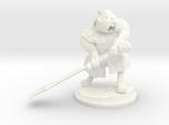 Gregario the Half-Hamster warrior