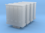 N Scale 4 Relay Cabinets