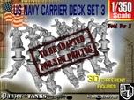 1/350 US Navy Carrier Deck Set 3