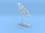 28mm Harryhausen-style SKELETON mini