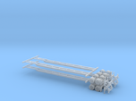 N 48' Container Chassis 4.Pack