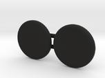 Magnetic spinner caps for UFO deluxe spinner ONLY